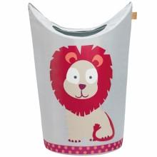 Panier à linge Wildlife Lion  par Lässig
