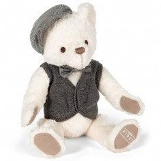 Peluche My First ours gris (25 cm)