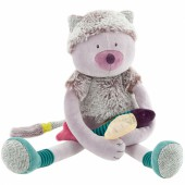 Peluche chat Chamalo (34 cm) - Moulin Roty