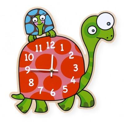 Horloge tortue  par Série-Golo