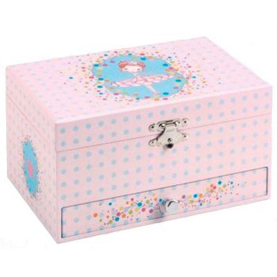 Boîte à bijoux musicale Ballerine Djeco