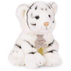 Coffret peluche tigre Les authentiques (20 cm)