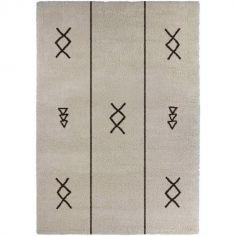 Tapis shaggy Ethnic (120 x 170 cm)