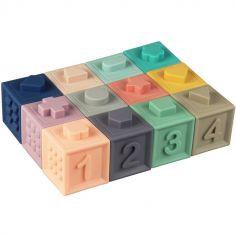 Mes premiers cubes éducatifs (12 pièces)