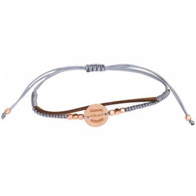 Bracelet cordon Maman, tu es incroyable