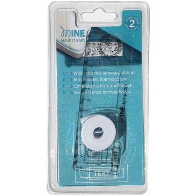 3919a2e4ce6a0 Kit réglette et ruban thermocollant pour tampon textile et
