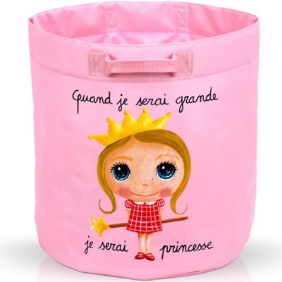 sac jouets princesse isabelle kessedjian. Black Bedroom Furniture Sets. Home Design Ideas