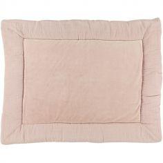 Tapis de jeu Bliss rose (75 x 95 cm)