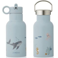 Gourde isotherme Anker mer Sea creature mix (350 ml)