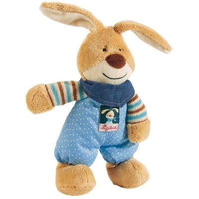 Peluche lapin Semmel Bunny (24 cm) Sigikid