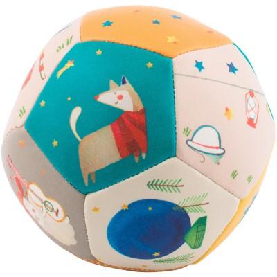 Ballon souple Les Zig et Zag  par Moulin Roty