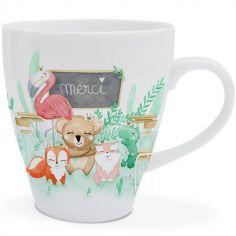 Mug en porcelaine Ecole édition limitée