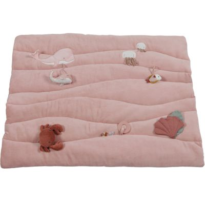 Tapis de parc Ocean pink  par Little Dutch