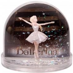 Boule à neige danseuse étoile