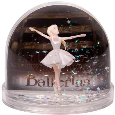 Boule à neige danseuse étoile  par Trousselier
