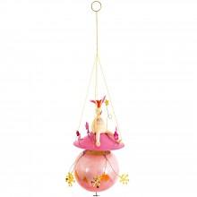 Mobile décoratif musical Cosmobille le Lapin  par L'oiseau bateau