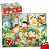 Puzzle Forêt (54 pièces) - Goula