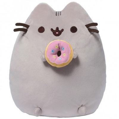 Peluche Pusheen le chat Donut (24 cm) GUND