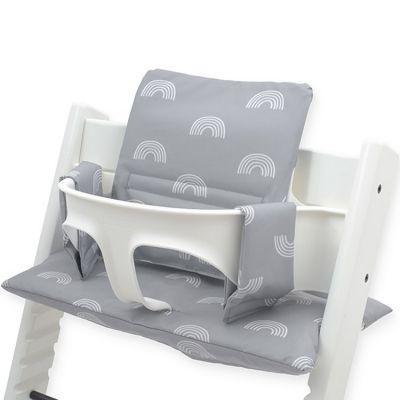 pour Tripp Assise Rainbow haute Trapp Stokke chaise gris Y7g6Ibyfvm