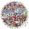 Puzzle d'observation Pompiers de l'extrême (208 pièces) - Janod