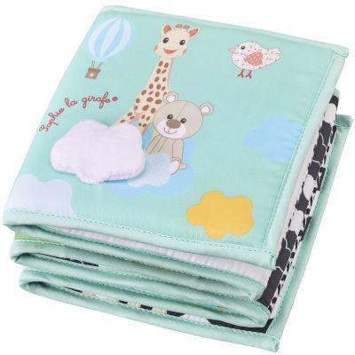 Livre bébé à déplier Sophie la girafe