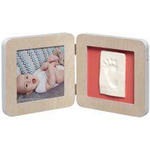 Cadre photo empreinte My Baby édition limitée Scandinave (2 volets)  par Baby Art