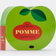 Livre La pomme