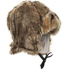 Bonnet shapka fourrure Not Fureal (2-3 ans)