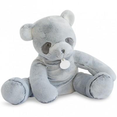 Peluche panda gris (35 cm) Doudou et Compagnie
