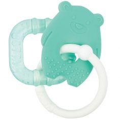 Anneau de dentition réfrigéré Ours vert