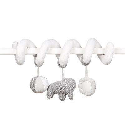 Spirale d'activités Tembo l'éléphant  par Nattou