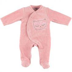 Pyjama velours Imagine (3 mois)