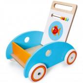 Chariot de marche voiture Maurice le poisson - Scratch