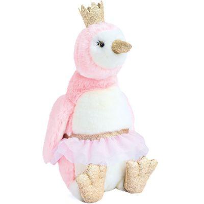 Peluche pingouin Je rêve rose (50 cm) Histoire d'Ours