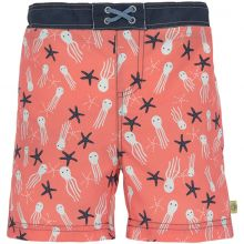 Maillot de bain short Splash & Fun étoiles de mer corail (6 mois)  par Lässig