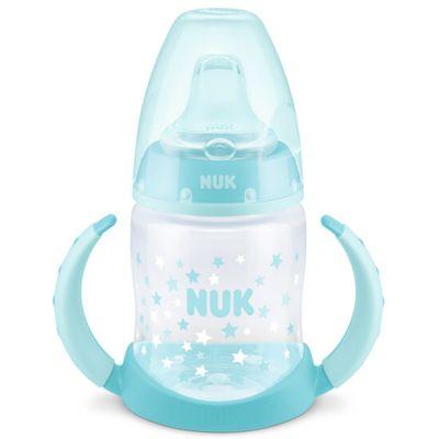 Tasse de transition bleue à poignées Serenity+ (150 ml)  par NUK