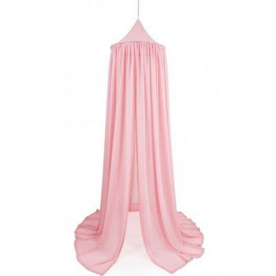 Ciel de lit rose blush Basic  par Cotton&Sweets