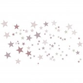 Stickers Etoiles constellation rose - Art for Kids