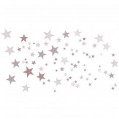 Stickers Etoiles constellation rose