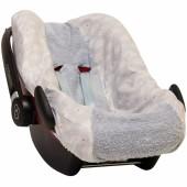 Housse Clouds pour siège-auto Cabrio  - Trixie