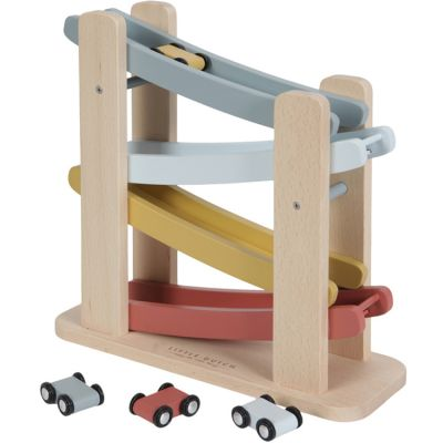 Rampe de course en bois Pure & Nature  par Little Dutch