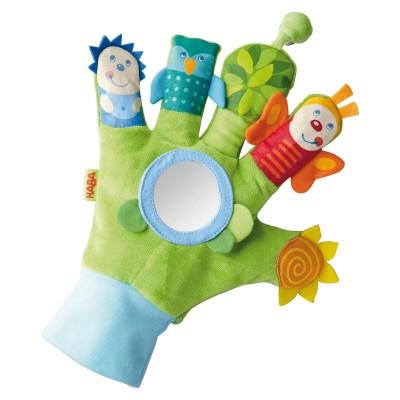 Gant marionnette Les amis de la forêt enchantée  par Haba