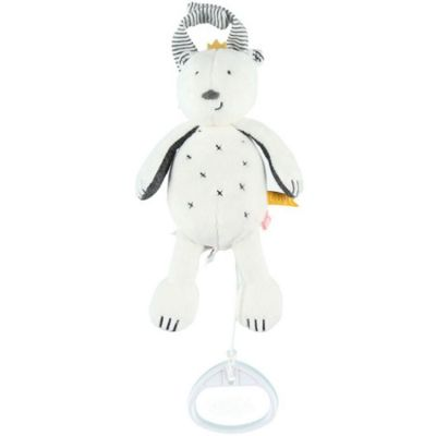 Peluche musicale Sam Timeless (19 cm) Noukie's