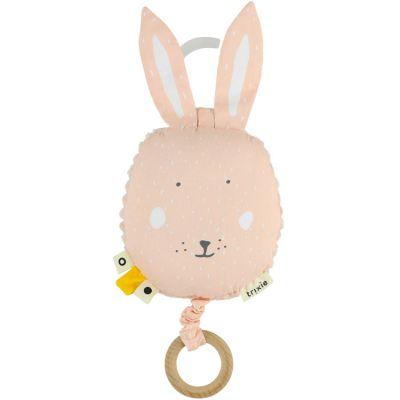 Coussin musical à suspendre lapin Mrs. Rabbit  par Trixie