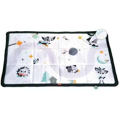 Tapis de jeu géant Black & White (150 x 100 cm) Tiny Love