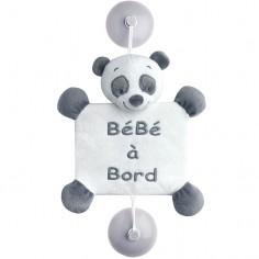 Bébé à bord panda Loulou
