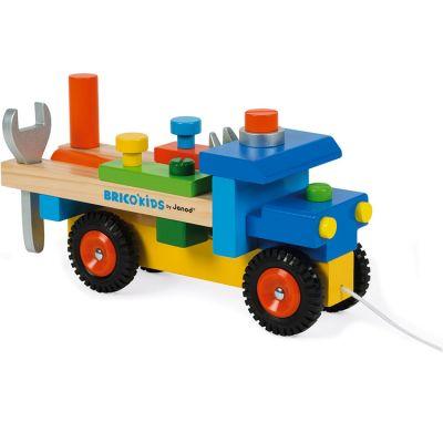 Camion de bricolage Brico'Kids Janod