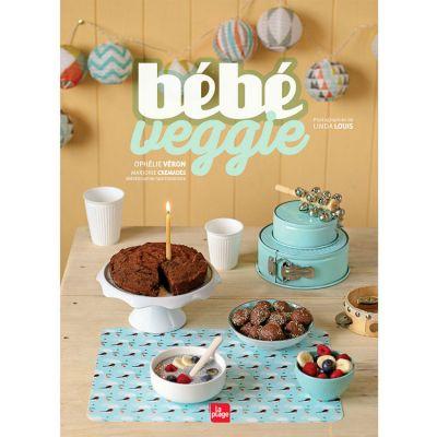 Livre Bébé veggie Editions La Plage