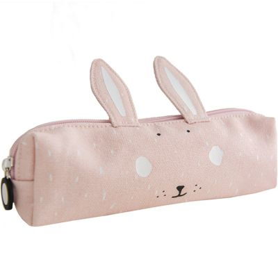 Trousse scolaire lapin Mrs. Rabbit  par Trixie