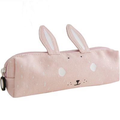 Trousse scolaire lapin Mrs. Rabbit  par Trixie
